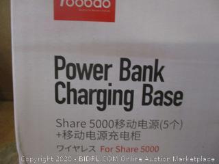 Power Bank Charging Base