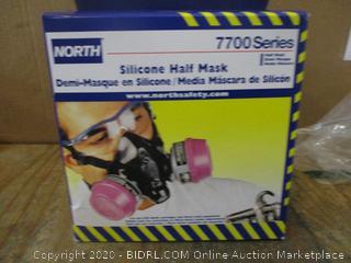 Nort Silicone Half Mask