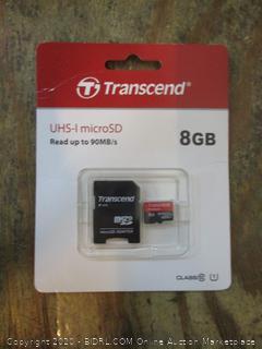 Transcend 8GB