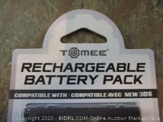 Tomee Rechargeable Battery Pack