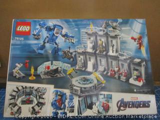 Lego  avengers