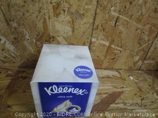 Kleenex Ultra Soft 3-Ply Tissues 2 Boxes