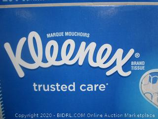 Kleenex Trusted Care 2-Ply Tissues
