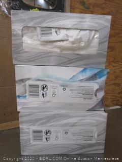 Kleenex 3-Ply Tissue Soothing Lotion 3 Boxes