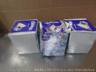 Kleenex Ultra Soft 3-Ply Tissues 3 Boxes