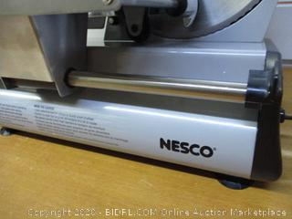 Nesco Food SLicer