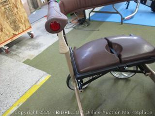 Drive Medical Nitro DLX Walker Rollator