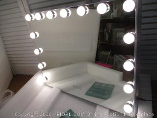 Hollywood Vanity Mirror