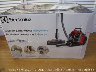 Electrolux Corded Ultra Flex Canister Vacuum (Retail $300)