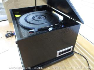 Victrola 8-in-1 Classic Bluetooth Record Player