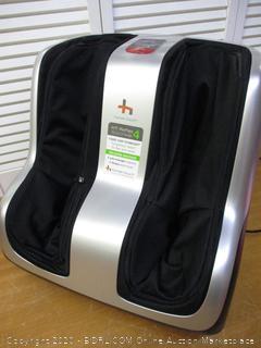 Human Touch Reflex4 Targeted Relief Foot & Calf Shiatsu Massager