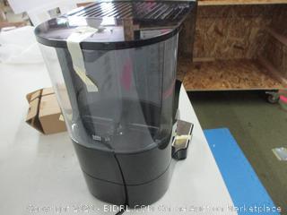 All-In-One Barista Bundle Espresso Machine & Cappuccino Maker, 19 BAR Pump Set w/ Built in Milk Steam & Frother
