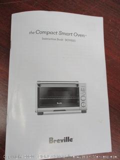 Breville the Compact Smart Oven (Retail $250)