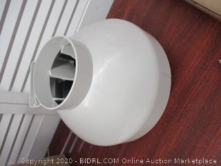 "RadonAway 23030-1 RP145 Radon Mitigation Fan, 4"" (Retail $175)"