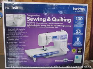 Brother Sewing Machine (please preview)