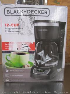 Black and Decker Coffee Maker