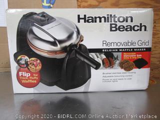 Hamilton Beach Removable Grid