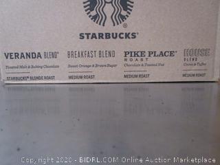 Keurig K-Cups Starbucks Variety Pack Coffee
