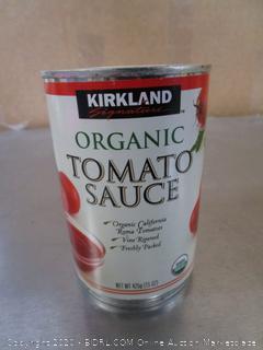 Kirkland Signature Organice Diced Tomatoes