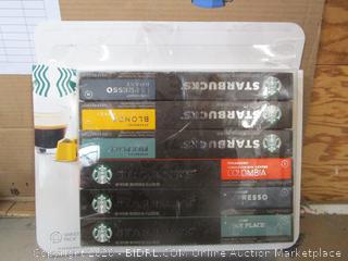 Starbucks Coffee Nespresso Capsules