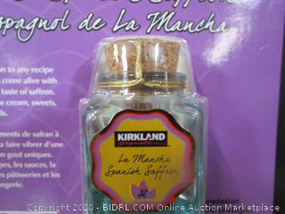Kirkland Signature Spanish Saffron