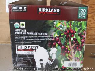 Keurig Kirkland Signature Pacific Bold Coffee K-Cups