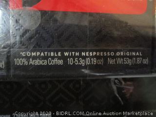 Peets Espresso Nespresso Capsules