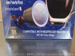 Alto Grande Espresso Capsules