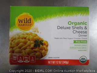 Wild Harvest Organic Deluxe Shells & Cheese