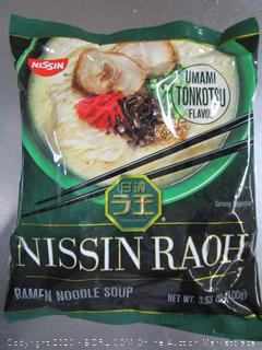 Nissin Raoh Noodles