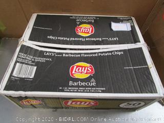 Lay's Barbecue Chips Lot