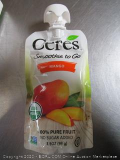 Ceres Organic Smoothie to Go