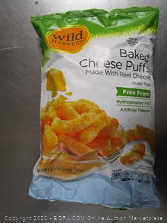 Wild Harvest Baked Cheese Puffs