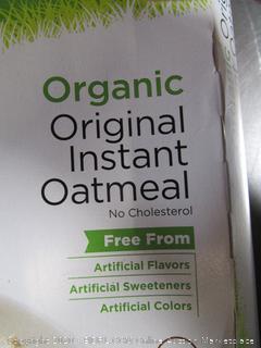 Wild Harvest Organic Instant Oatmeal