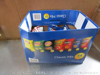 Classic Mix Lays Snack Chips