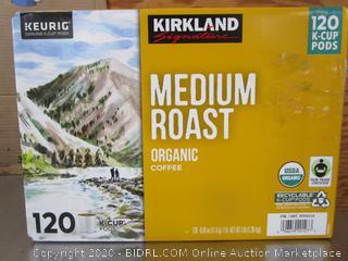 Keurig Kirkland Signature Medium Roast Coffee K-Cups