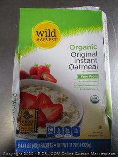 Wild Harvest Organic Instant Oatmeal