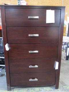 Beautiful Wood Chest of Drawers Cabinet Dresser