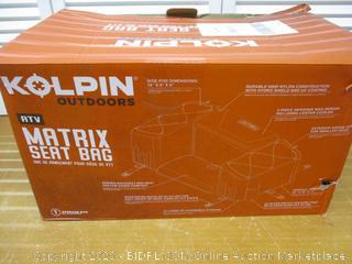 ATV Matrix Seat Bag