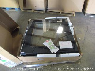 Fakro Flat Roof Access Laminated Skylight (See Pictures) $2436 Retail