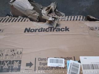 NordicTrack Commercial 1750 Treadmill (See Pictures) $1799 Retail