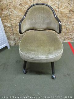Used Casino Chair on Casters