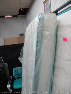 "8"" Linen Spa Mattress.  Twin Size"