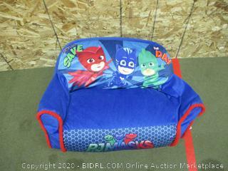 Foam Childrens Sofa.  (Small Rip Needs Repair)