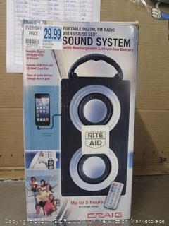 Craig Sound System