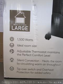 Omni-Heat Oil-Filled Radiator Heater
