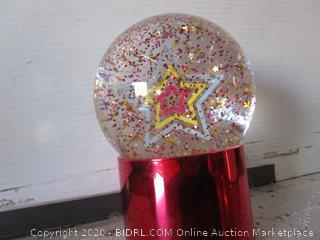 Sparkle Globe