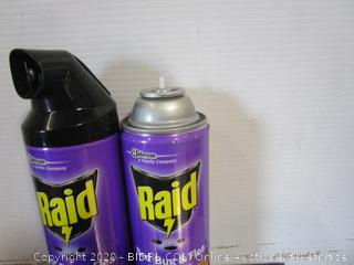 Raid Bug Spray