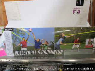 Majik Volleyball & Badminton