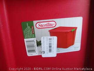 Sterilite Storage